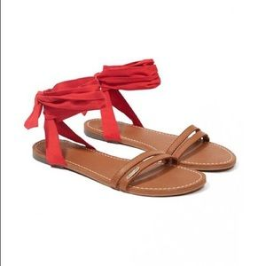 NWT Abercrombie sandals
